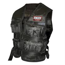 Black Weighted Vest